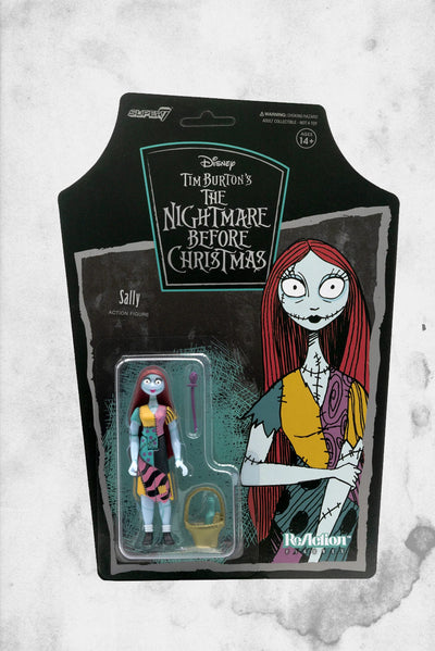 sally nightmare before christmas figure