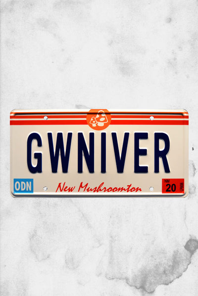 onward movie licenses plate
