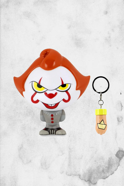 pennywise bhunny IT figure collectible KidRobot