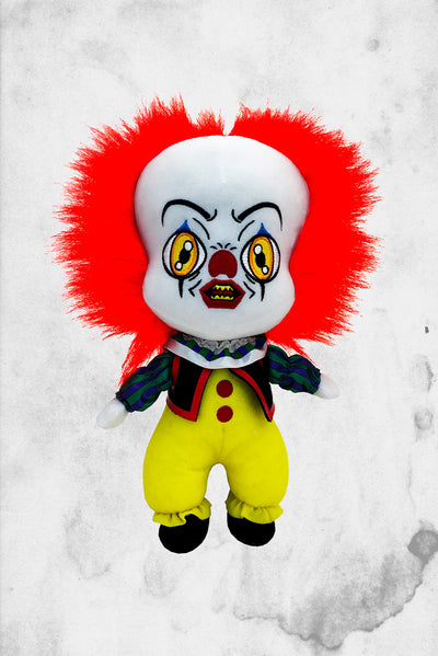 IT pennywise clown plush stuffed animal