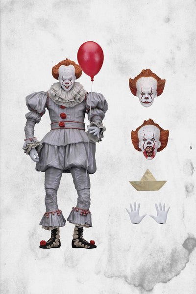 IT pennywise 2017 figure neca