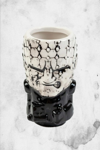 pinhead horror movie hellraiser tiki shot glass