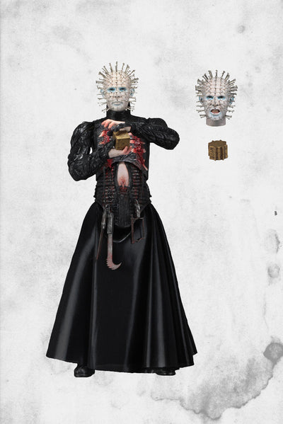 neca hellraiser pinhead toy ultimate