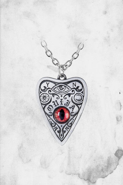 planchet necklace ouija horror Alchemy
