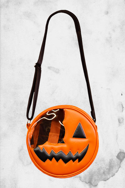 sam trick or treat lollipop bag love pain and stitches