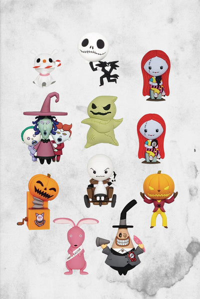 nightmare before christmas series 5 difures