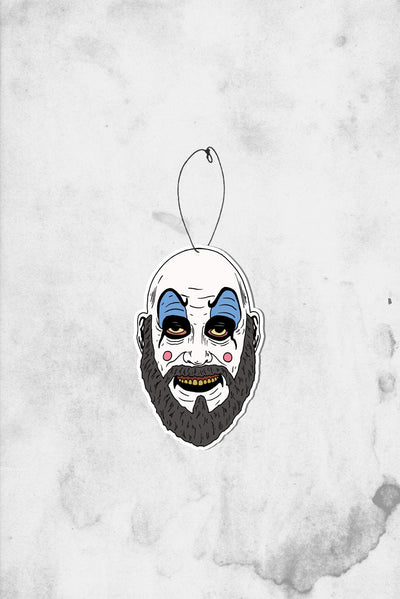 captain Spaulding air freshener sid