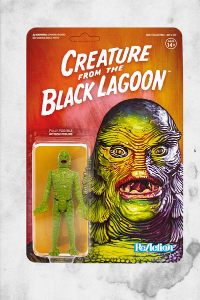 universal monster creature lagoon toy super7
