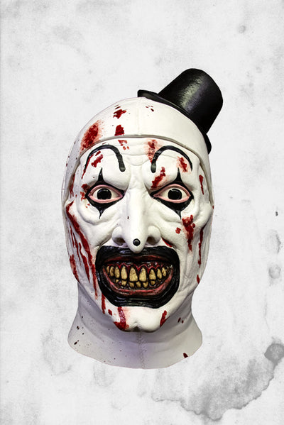 art the clown terrifier bloody mask