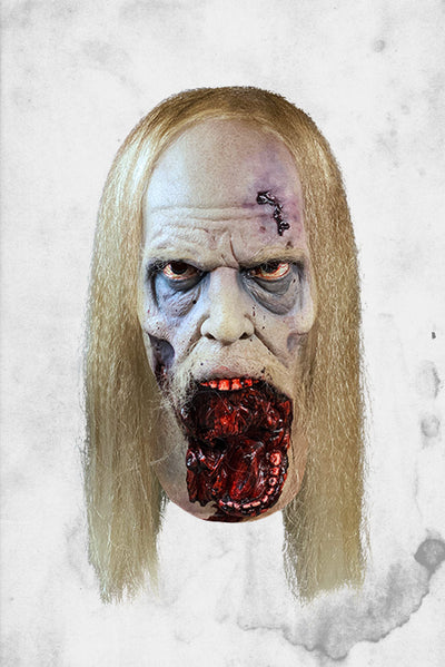 walking dead zombie halloween mask