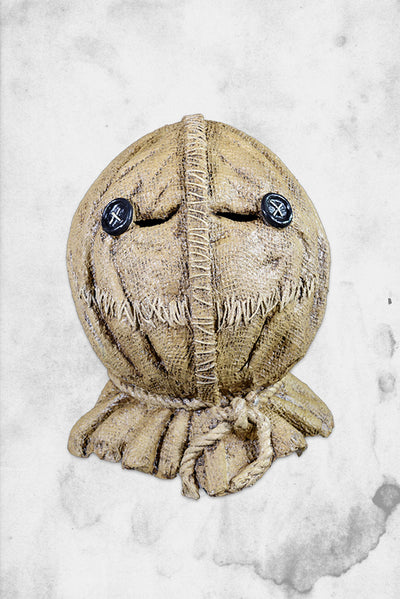 trick r treat sam burlap cosplay mask trick or treat