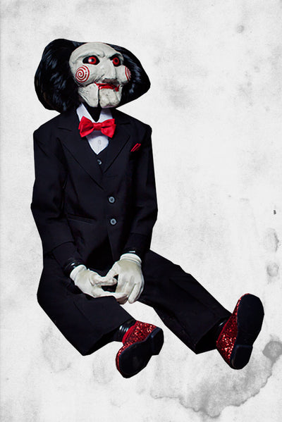 billy puppet saw movie