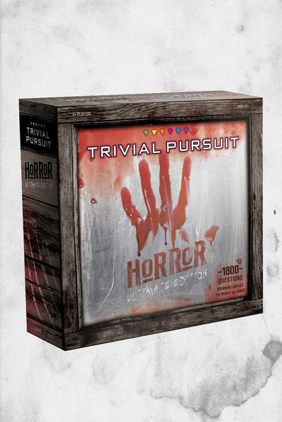 horror themed trivial pursuit game