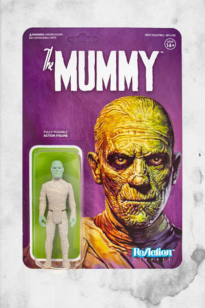 Super 7 Universal Studios Monster The Mummy figure toy