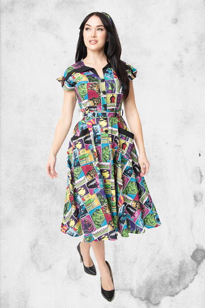 universal monsters dress