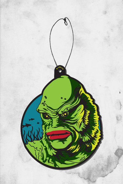 universal monsters swamp creature air freshner