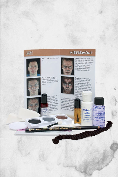 halloween werewolf kit