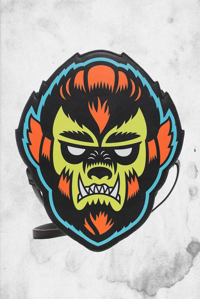 wolfman universal monsters purse