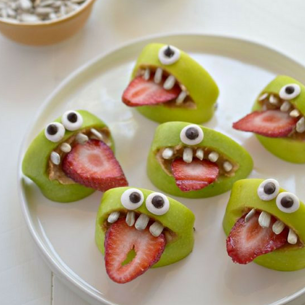 10 Spooktacular and Healthy Halloween Snacks
