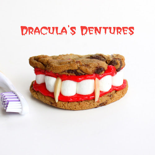 10 gloriously ghoulish Halloween food treats