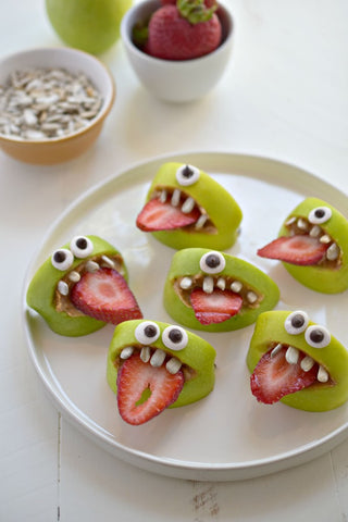 Monster apples