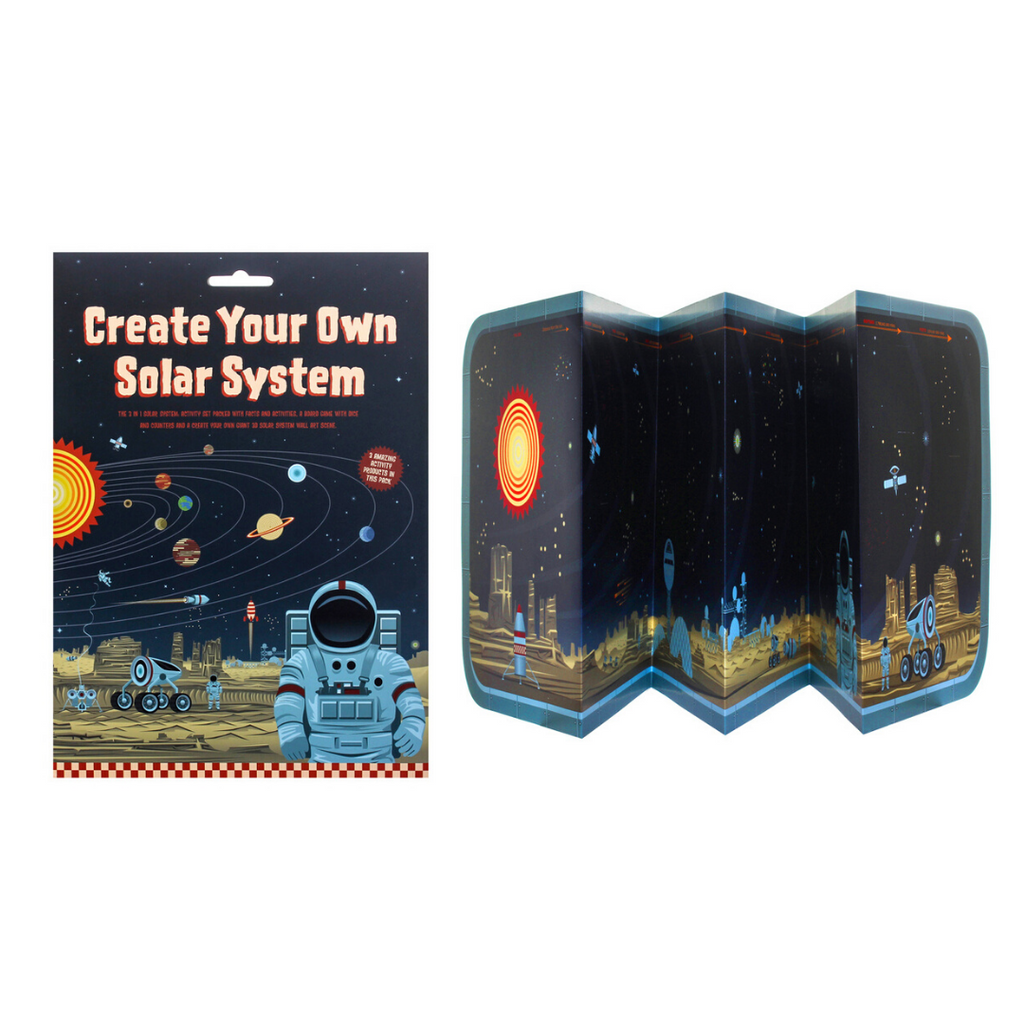 Create your own solar system