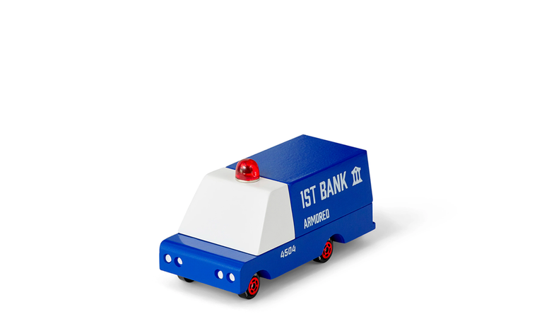Candylab Toys - Candyvans - Armoured Truck