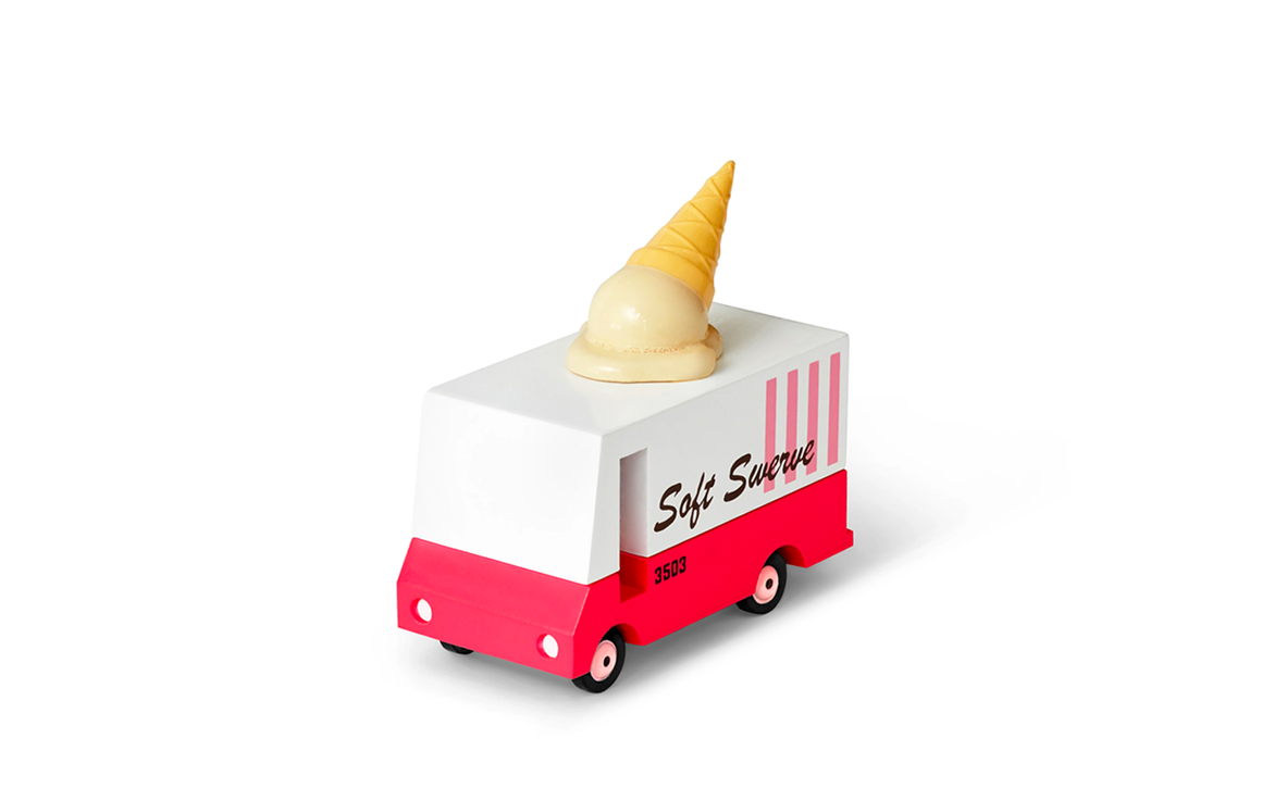 Candylab Toys - Candyvan - Ice Cream Van