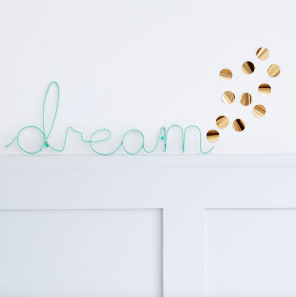 Dream - Word Art