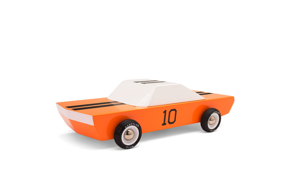 Candylab Toys - Orange Racer