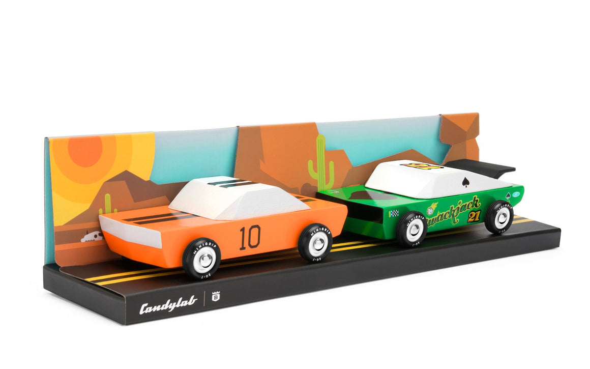 Candylab Toys - Junior - Desert Race Set