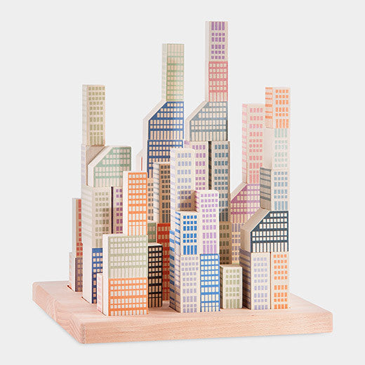 Bajo Manhattan Building Blocks