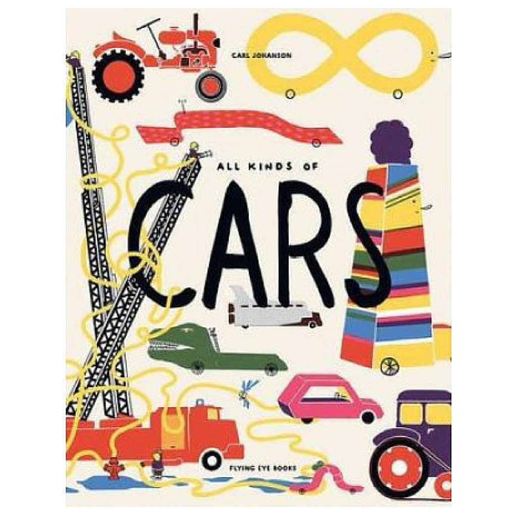 All Kind of Cars Book