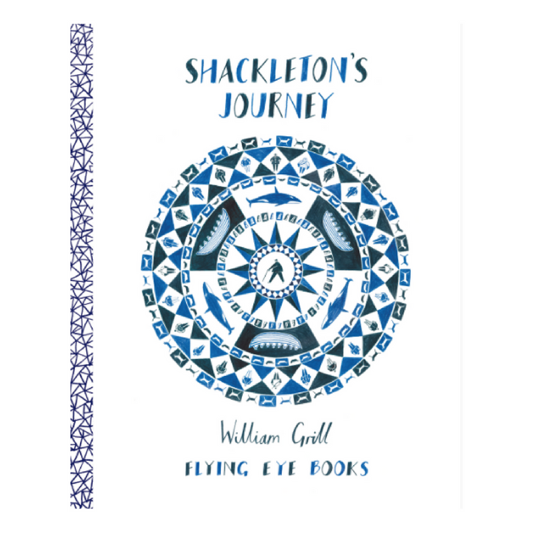 Shackleton's Journey by William Grill