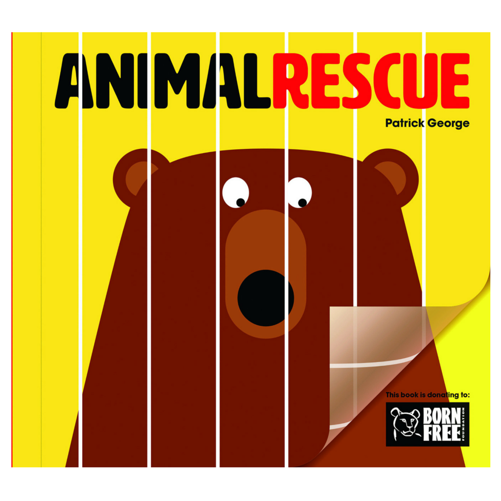 Animal Rescue Book by Patrick George