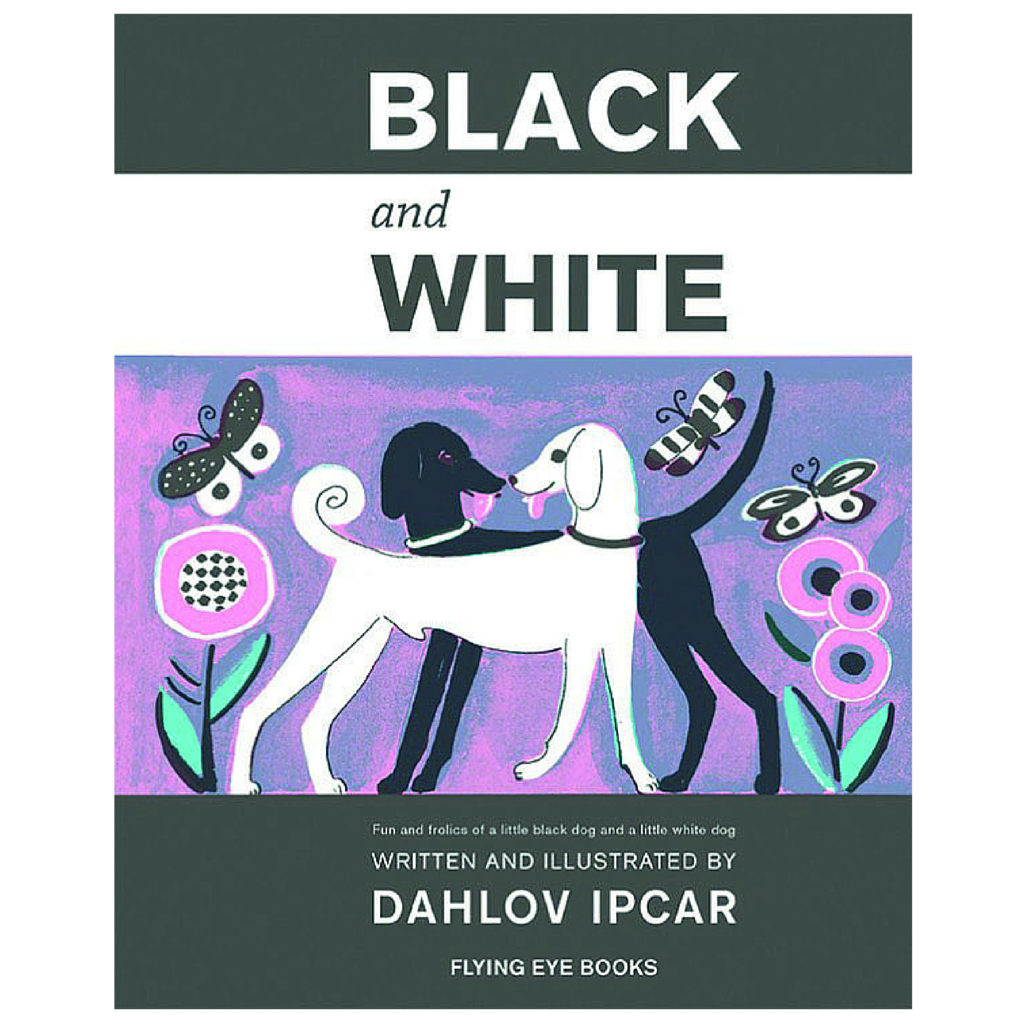 Black and White by Dahlov Ipcar