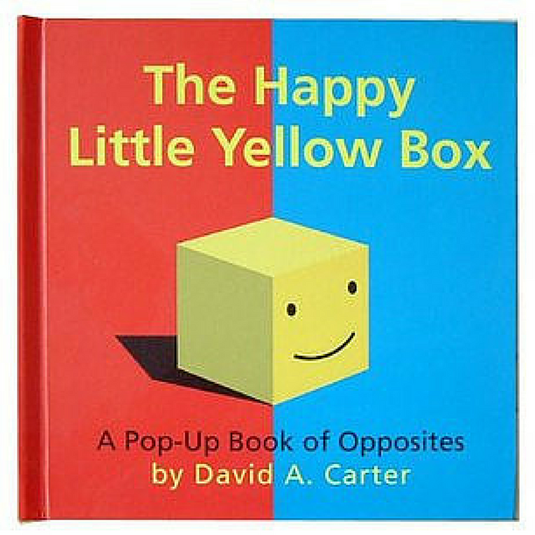 The Happy Little Yellow Box by David A Carter
