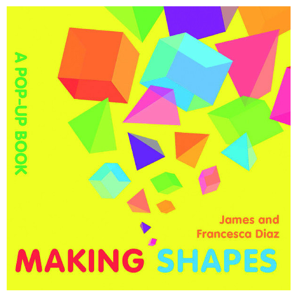 Making Shapes by James Diaz