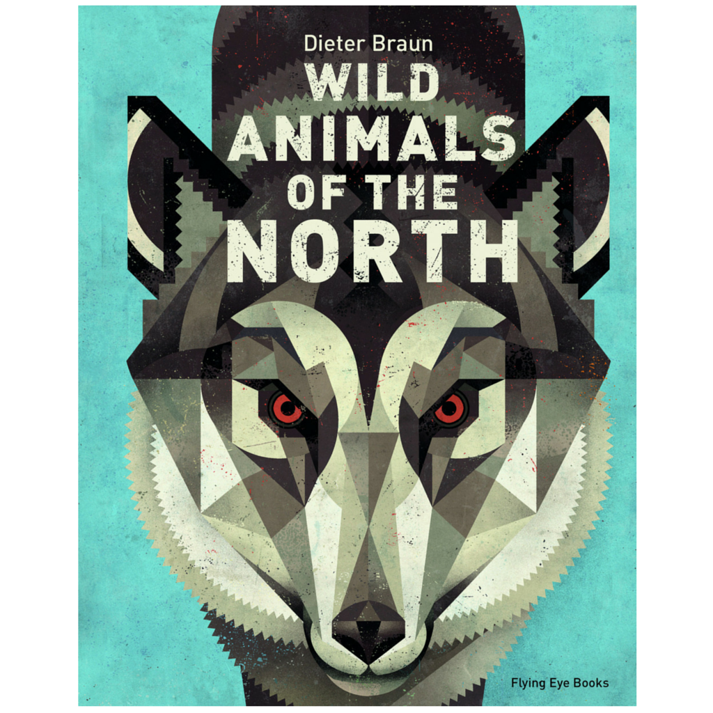 Wild Animals of the North Book