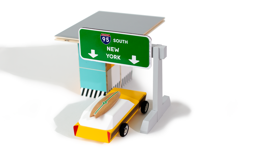 Candylab Toys - Toll Booth Playset