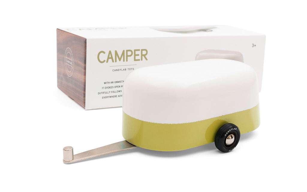 Candylab Camper in Green