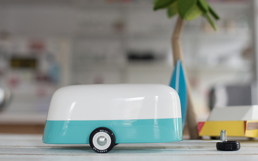 Candylab Toys - Blu Camper - BearGood - UK