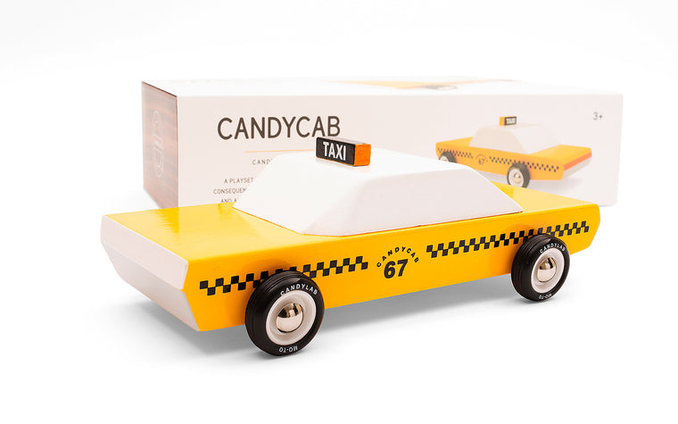 Candylab Toys - Candycab