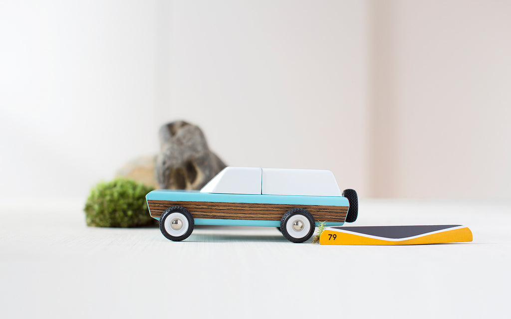 Candylab Toys Pioneer wooden car