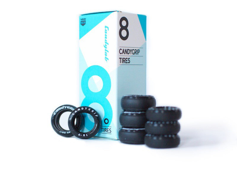Candylab Tyre Pack - 8 Pieces