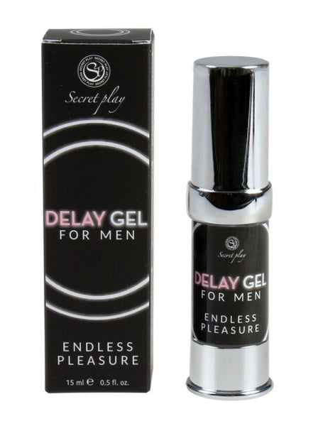 Gel Retardant Pour Homme Secret Play - KIMBOXLOV
