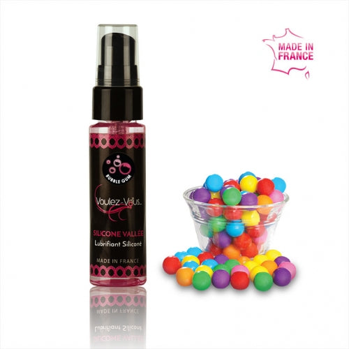 Lubrifiant Silicone-Bubble Gum-MADE IN FRANCE - KIMBOXLOV
