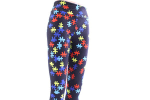 Life is a Puzzle Leggings