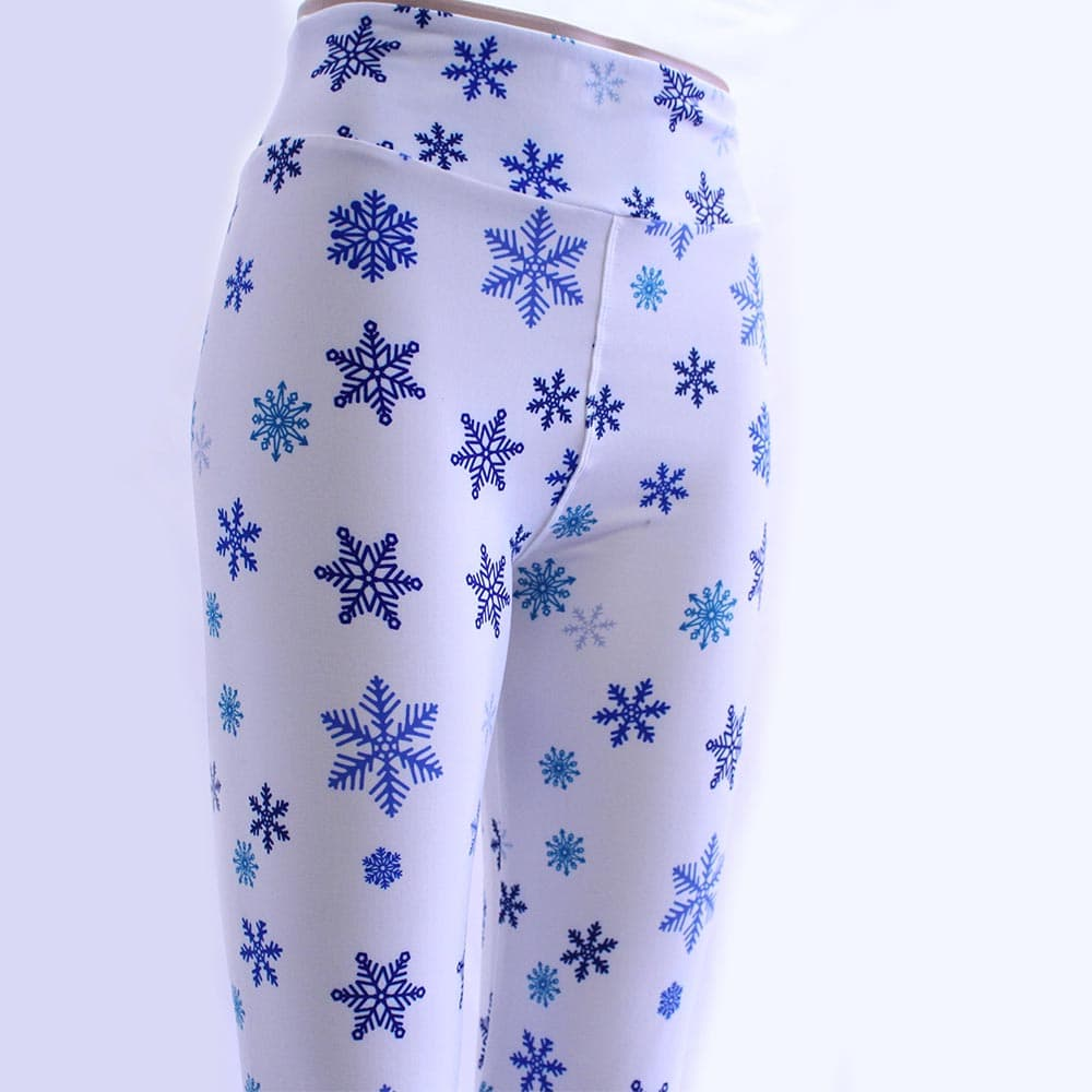 Cold As Ice Winter Leggings