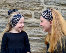Load image into Gallery viewer, Leopard Face Cover/Headband